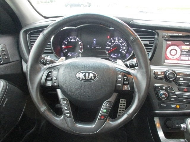 2013 Kia Optima SX In Moline, IL, IL   Courtesy Kia Moline
